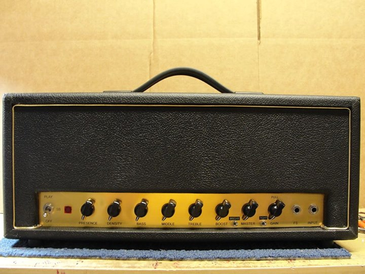 Bruce Egnater's Amp Building Class - March 14-15