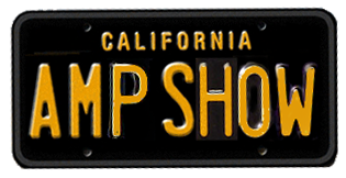 California Amp Show October 1st and 2nd, 2016, Van Nuys, CA