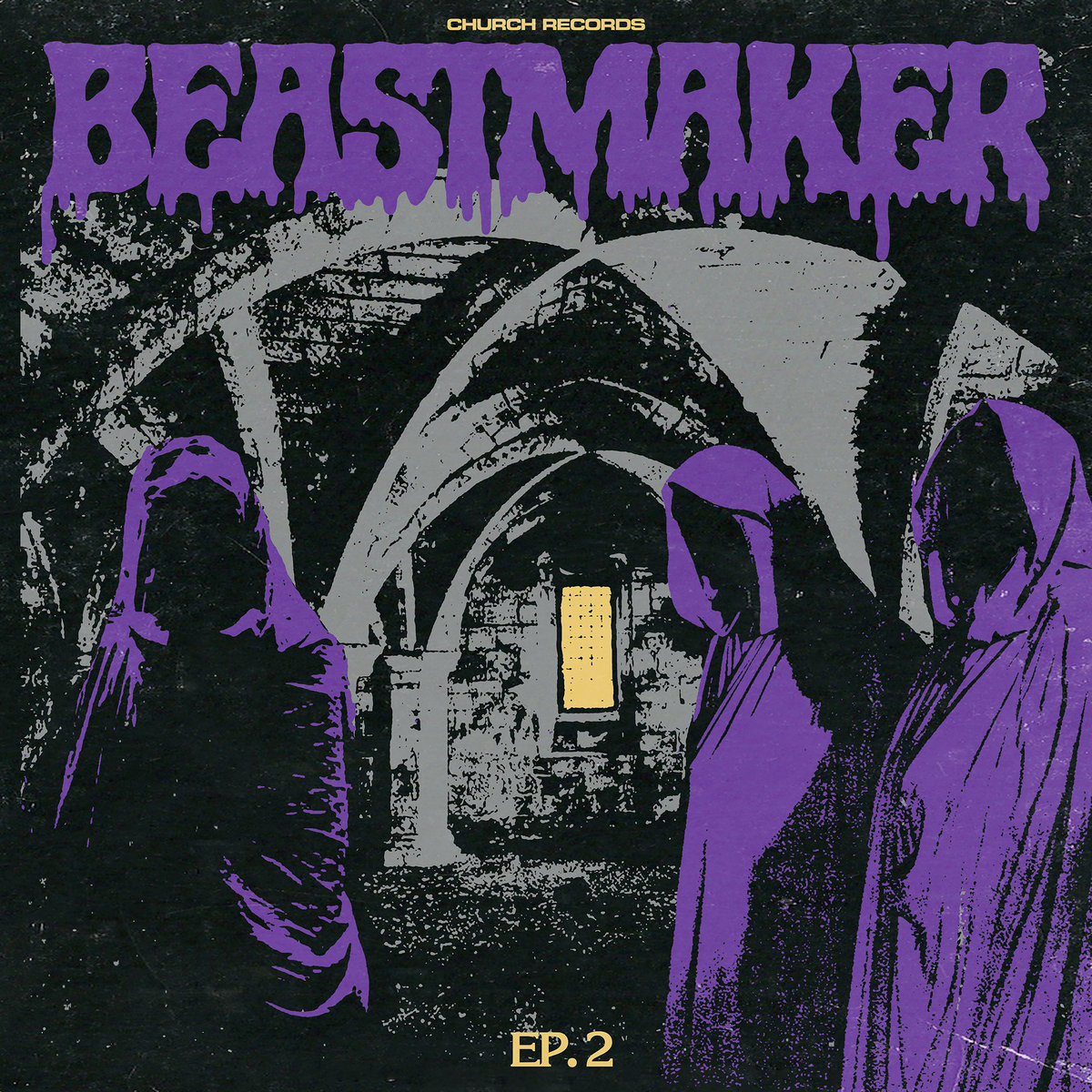 Beastmaker EP-2 Mortal Souls Carnival Sirens Kiss Spread Your Wings