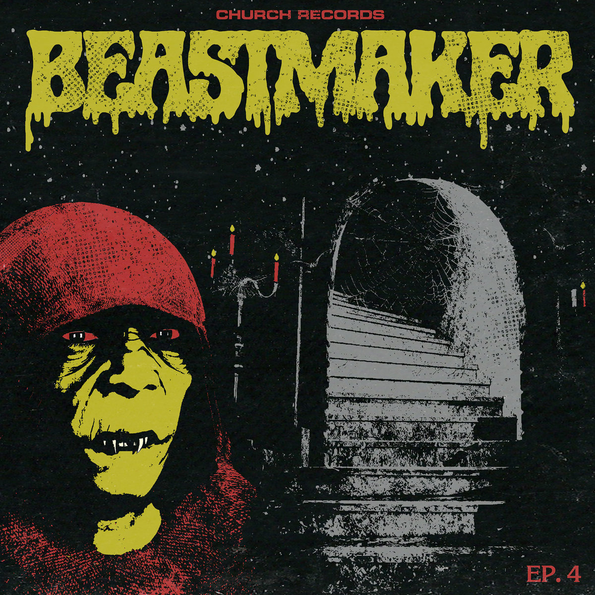 Beastmaker EP-4 Eye To Eye Skyclad Rippers Blade Reborn Again