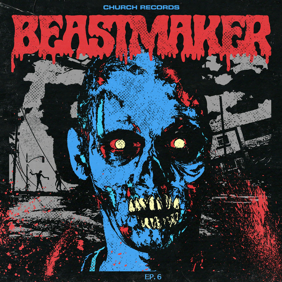 Beastmaker EP-6 Born Of Evil The Chosen One Thirteens The Hour Midwich