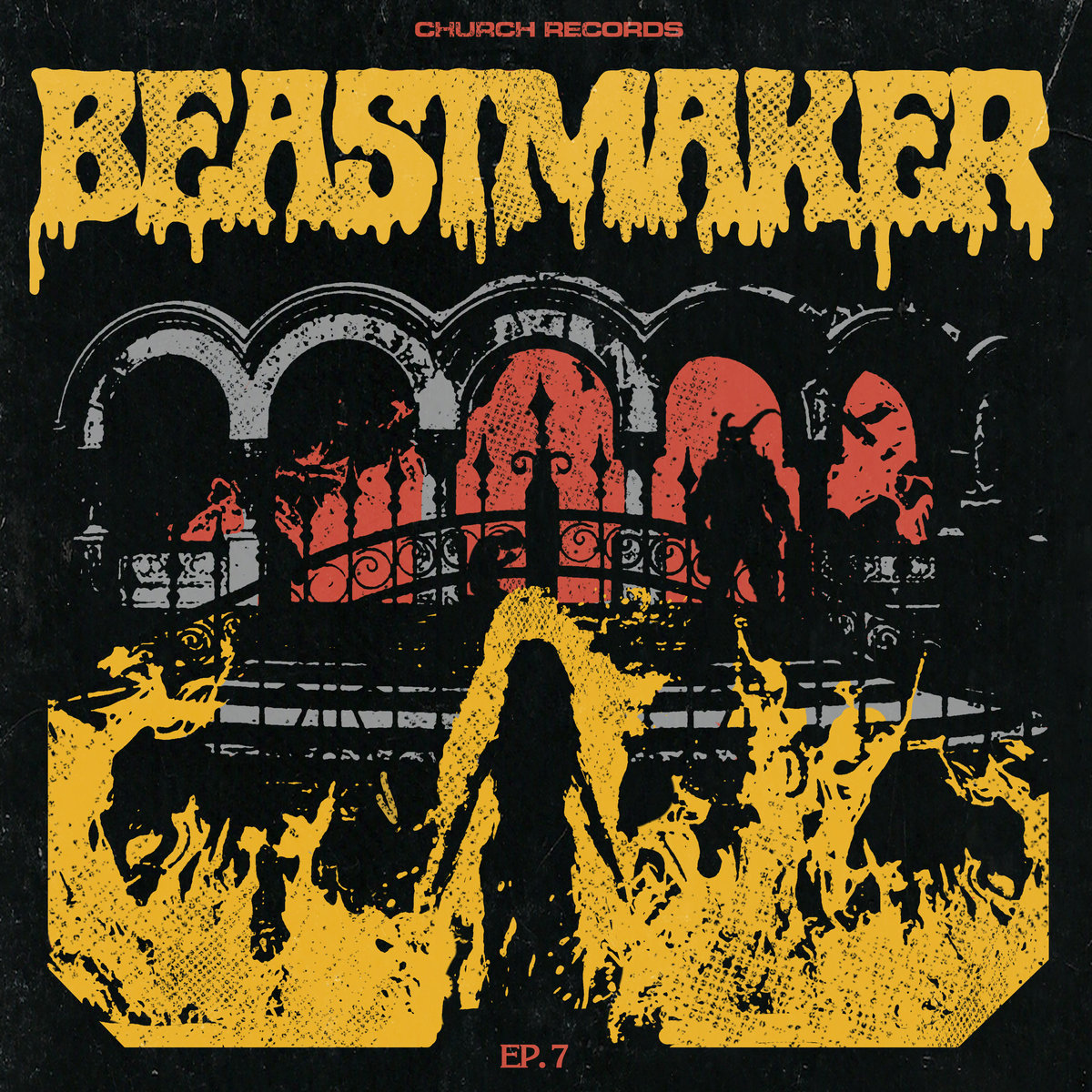 Beastmaker EP-7 Forever With The Devil Vacant Faith Servant Of Night Double Life