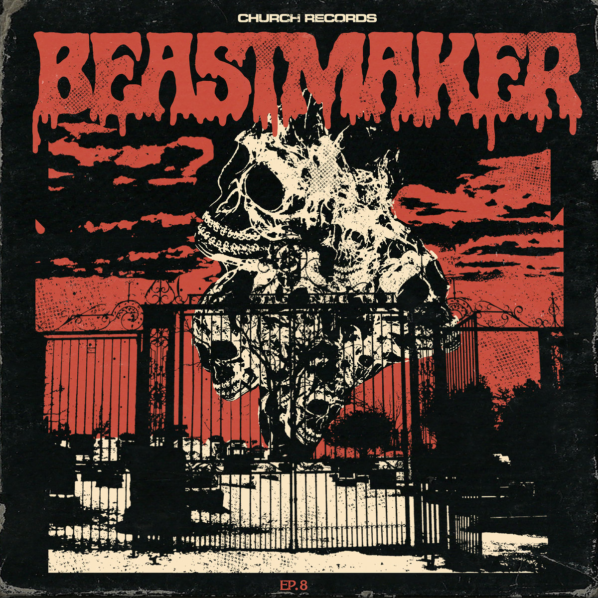 Beastmaker EP-8 Night Of The Eagle True Believers Unholy Communion Unpure