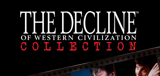 Decline of Western Civilization, Parts I, II, & III, Releasing June 30th