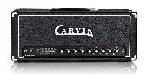 X100B.  Carvin Audio is Going Out of Business.  No More USA-Made Carvin Amps.