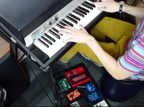 Audiotech VR demonstrates Fender Rhodes in depth 30JUL2015